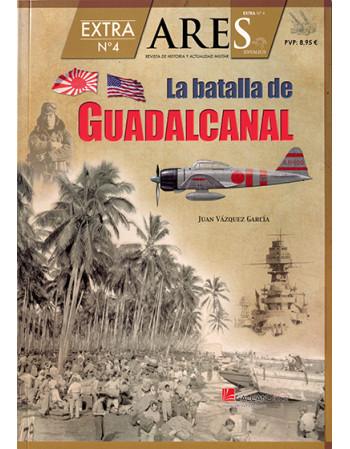 La batalla de Guadalcanal....