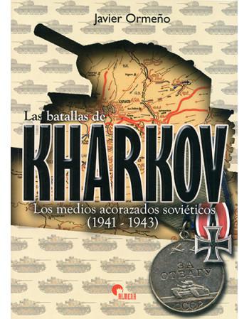 Las batallas de Kharkov