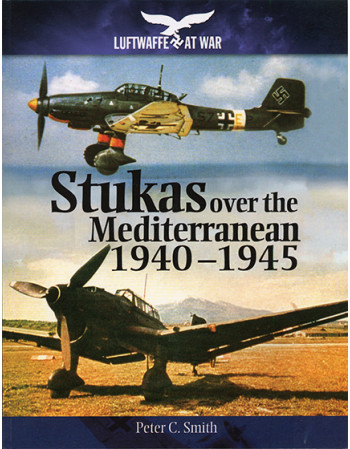 Stukas over the Mediterranean