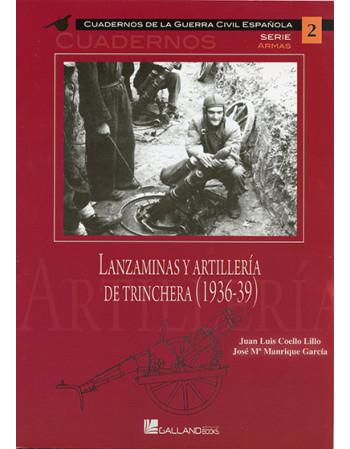 Lanzaminas y artillería de...
