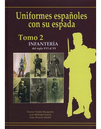 Uniformes españoles con su...