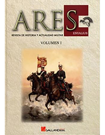 Tapas revista Ares año 1