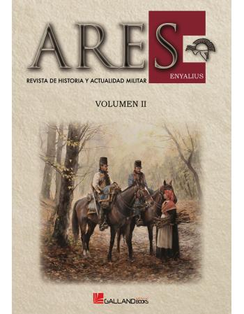 Tapas revista Ares año 2
