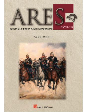 Tapas revista Ares año 3