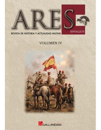 Tapas revista Ares año 4