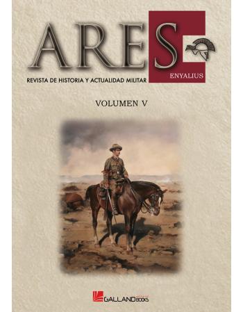 Tapas revista Ares año 5