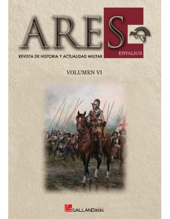 Tapas revista Ares año 6
