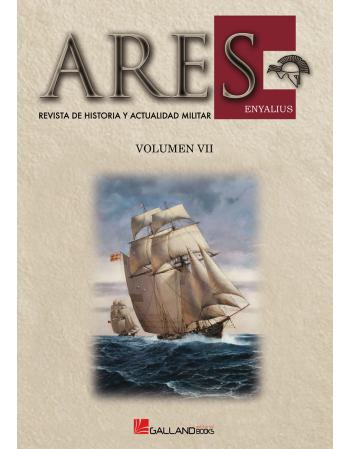 Tapas revista Ares año 7