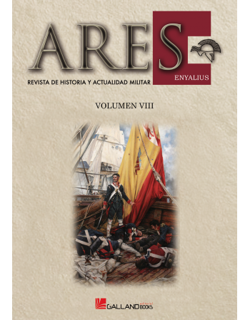 Tapas revista Ares año 8