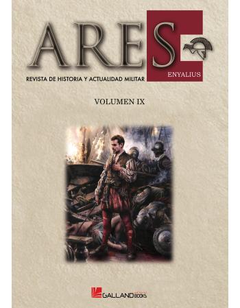 Tapas revista Ares año 9
