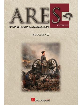 Tapas revista Ares año 10