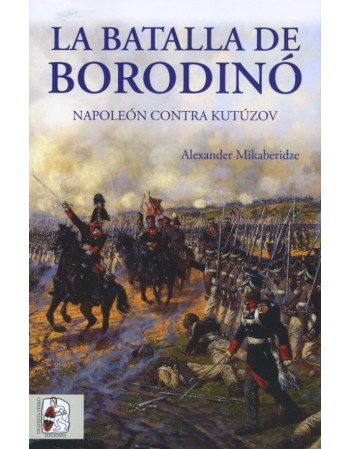 La batalla de Borodinó.