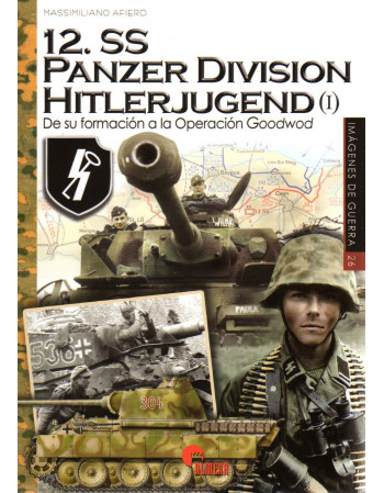 12 SS. Panzer Division...