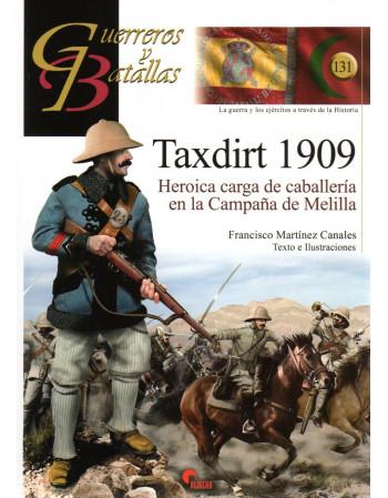 Taxdirt 1909  GYB Nº131