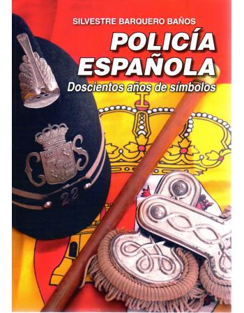 Policía española....