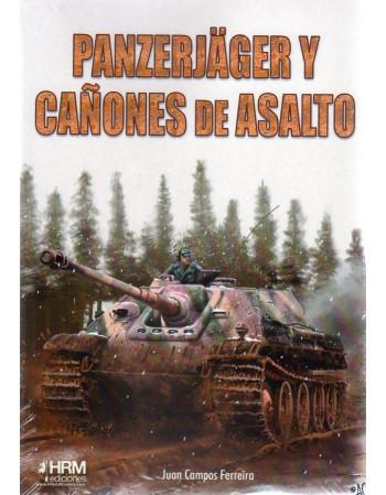 Panzerjäger y cañones de...
