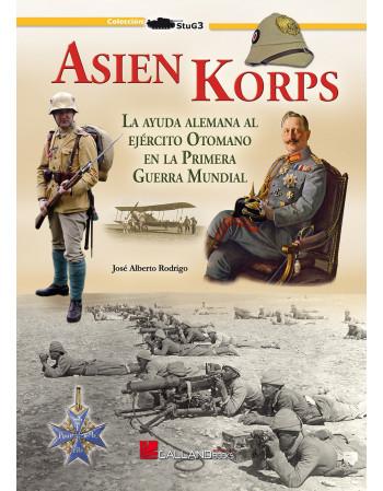 Asien Korps. La ayuda...