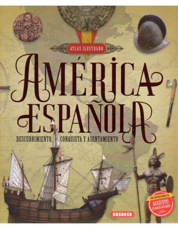 Atlas Ilustrado América...