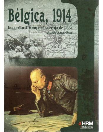 Bélgica, 1914