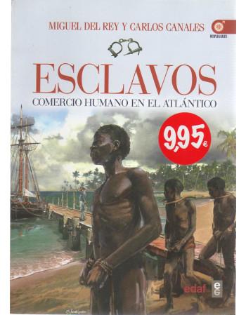 Esclavos, comercio humano...