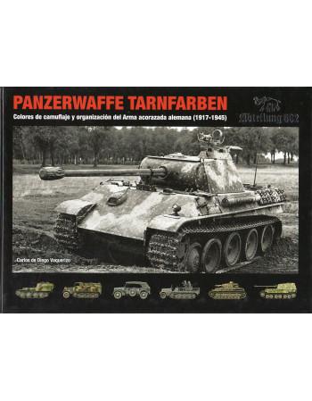 Panzerwaffe Tarnfarben