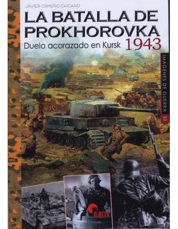 La batalla de Prokhorovka....