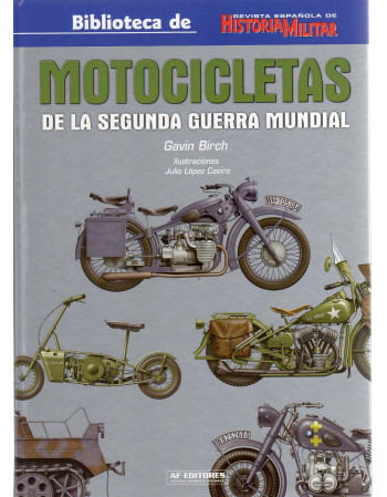 Motocicletas en la II...