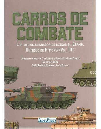 Carros de Combate Vol. III