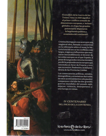 La Guerra de los Treinta Años.