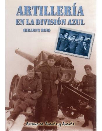 Artillería en La División Azul