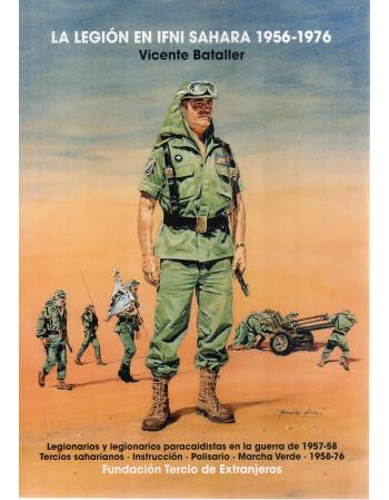 La Legión en Ifni Sahara...