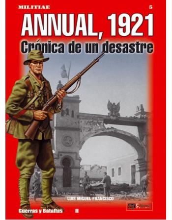 Annual, 1921. Crónica de un...