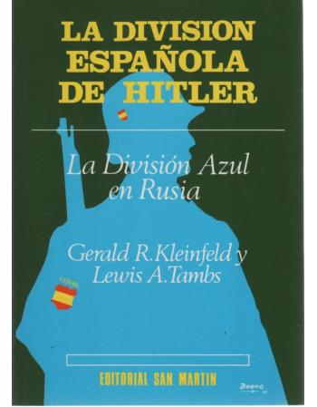 La División española de Hitler
