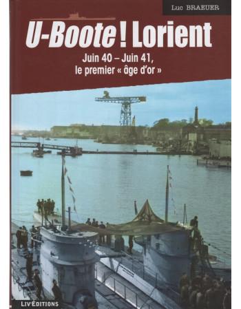 U-Boote Lorient juin...