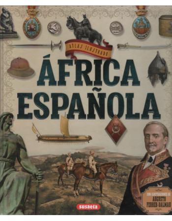 Atlas ilustrado África...