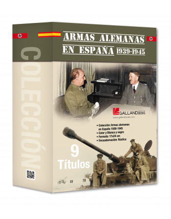 Armas alemanas en España...