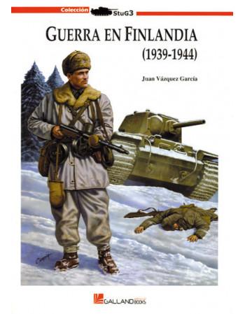 Guerra en Finlandia...