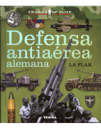 Defensa antiaérea alemana
