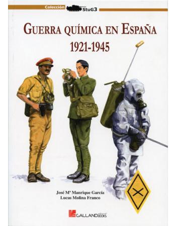 Guerra química en España...
