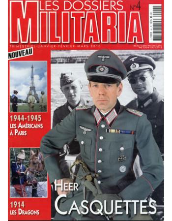 Militaria les Dossiers 4