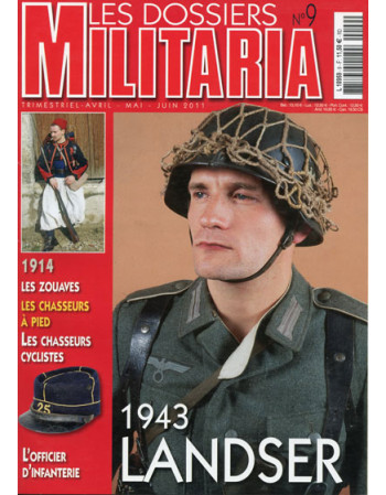 Militaria les Dossiers 9