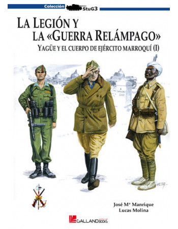 La Legión y la «Guerra...