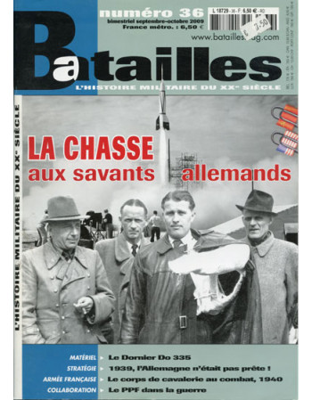 Batailles 36
