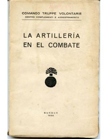 La artillería en el combate