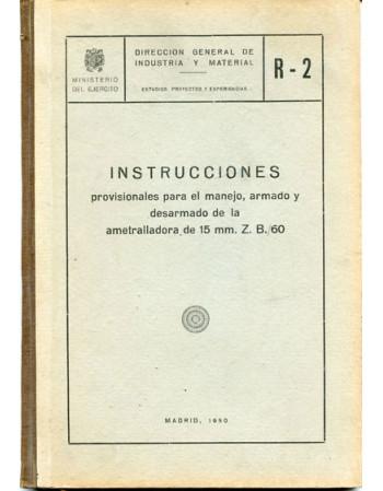 Instrucciones provisionales...