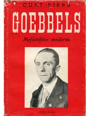 Goebbels mefistofeles moderno