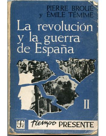 La revolucion y la guerra...