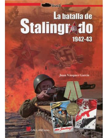La batalla de Stalingrado...