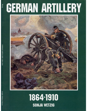German Artillery (1864-1910)