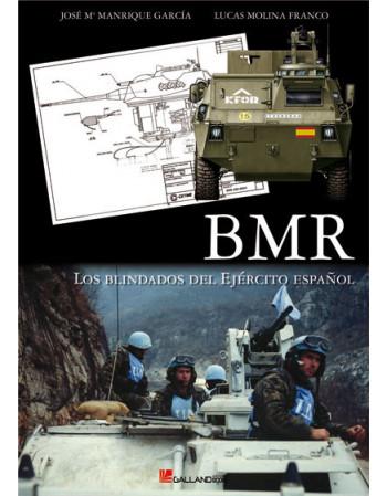 BMR. los blindados del...